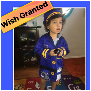 WISH GRANTED FOR NONVERBALAUTISTIC BOY TO HELP HIM RECEIVE HIS THERAPIES. MEET MICHAEL