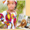 WISH GRANTED for 6-year-old beauty with developmental and emotional issues. Meet Grace.