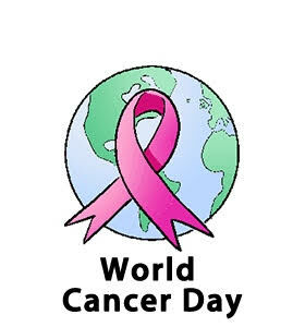 Today – World Cancer Day