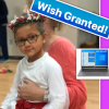 🌟 WISH GRANTED FOR FAMILY WORRY WART. NO HAND-ME-DOWNS FOR LITTLE HUTTON TODAY!🌟