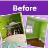 ⭐️ WISH GRANTED. Little girl undergoes traumatic brain surgery and comes home to a surprise bedroom makeover!