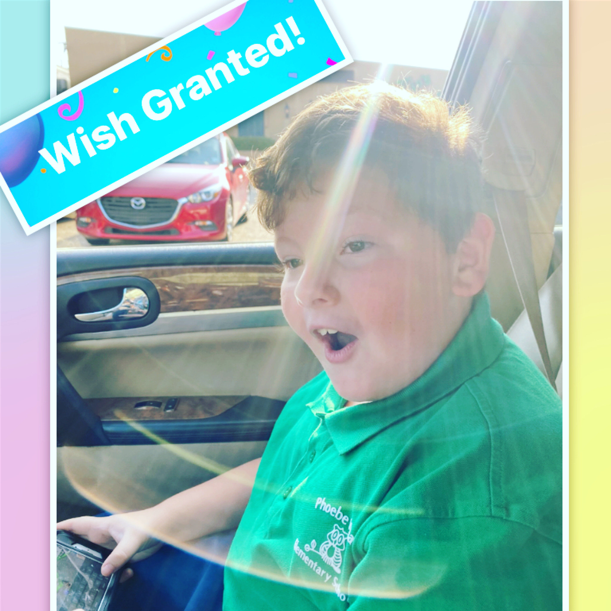 👨💻 WISH GRANTED FOR BOY DEALING WITH DEPRESSION & ANXIETY. MEET THOMAS. 🧑💻